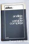 Análisis de variable compleja